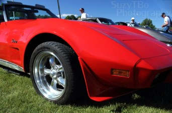 Tom Wise's Completely Original '75 Corvette