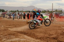 Grand Junction SuperCross Race Two-Up Dash for Cash