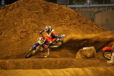 Grand Junction SuperCross Race #39 Joey Hamilton Berm Roost
