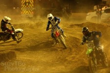 Grand Junction SuperCross Race #277 Casey Rhoten #585