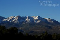 Mountains Ridgway Colorado