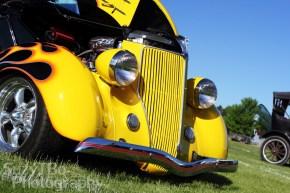 Steve Llewellyn - 1936 Ford Slant Back