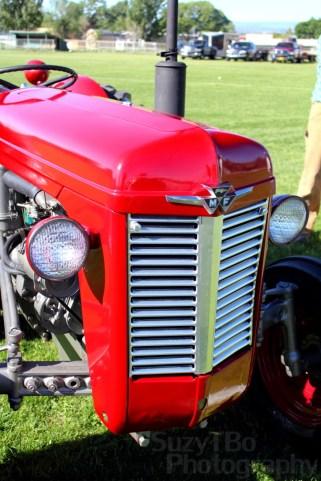 Vern Jentley - 1963 Masey Fergusen 35 Diesel Deluxe