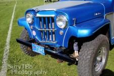 Jeannie Durall & Adrian Appelhans - 1961 Willys Pickup