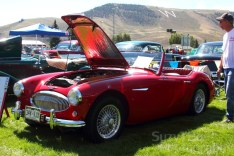1962 Austin Healey BT7- Jim Brockman- Montrose, Co
