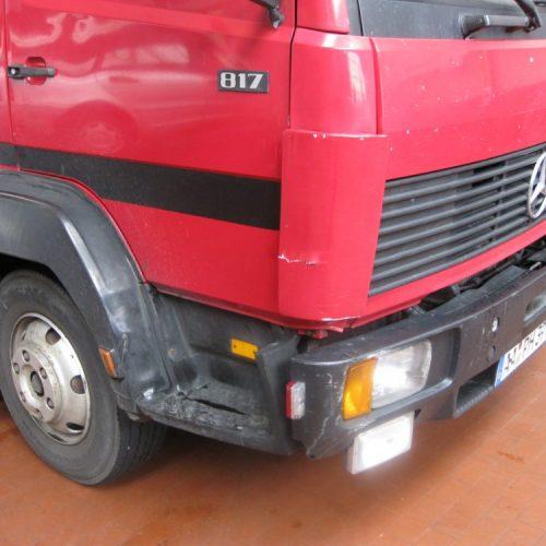 Schaden LKW