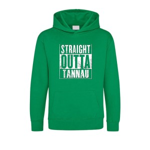 SV Tannau Kids Hoody straight outta Tannau