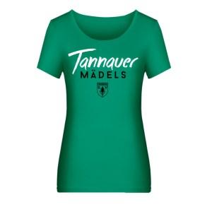 SV Tannau Lady T-Shirt Tannauer Mädels