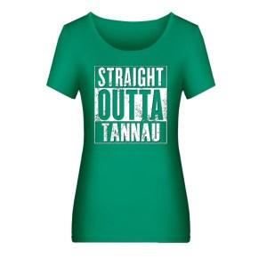SV Tannau Lady T-Shirt straight outta Tannau