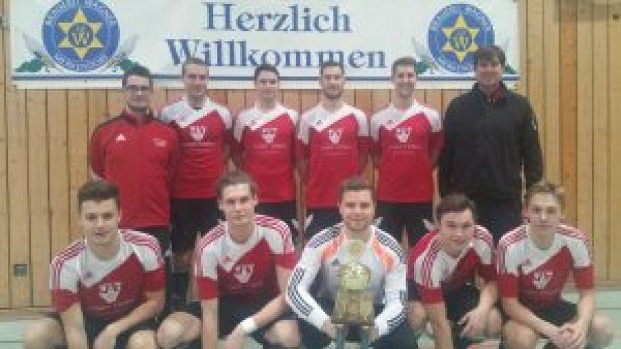 Turniersieger SV Memmelsdorf