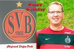 Stefan Frels @Happy Birthday