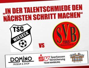 TSG Wieseck - SV Bauerbach @ Sportplatz Wieseck