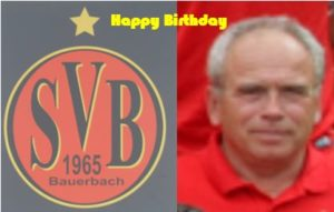 Reinhold Fischer @ Happy Birthday