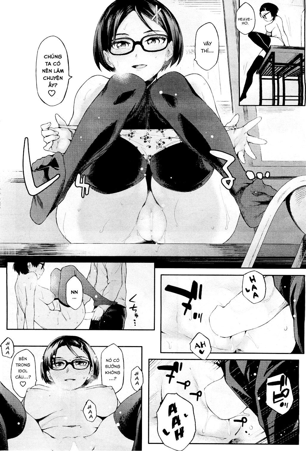 Hình ảnh  in Hentai Phá Trinh Lần Đầu Mà Bạn Trai Vẫn Mắc Bẫy