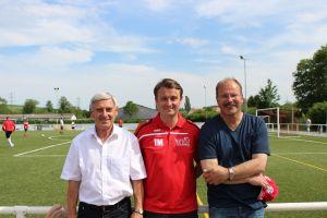 Heimspiele der Aktiven - 13:15 Uhr 1b gegen Gundernhausen - 15:00 Uhr 1a gegen KSG Rai Breitenbach