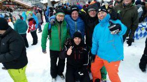 Skigymnastik Start Block 2 @ Kleine Schulturnhalle