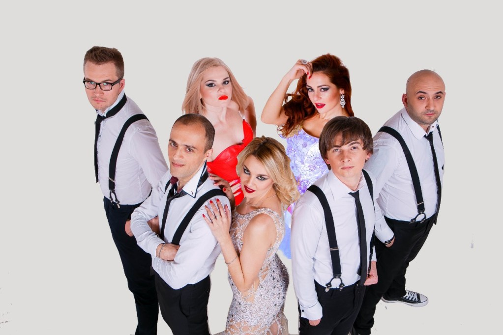 Кавер-группа Radio Banda