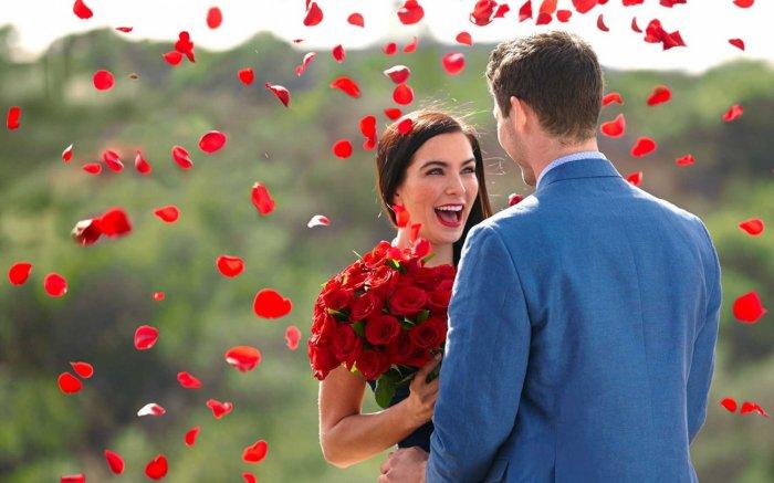 Růžové výročí svatby