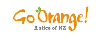 go orange banner