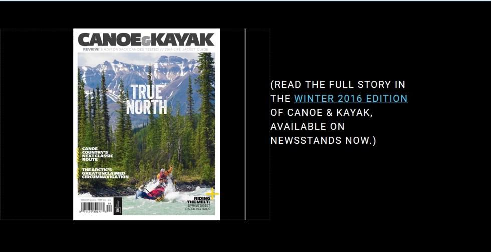Svalbard Canoe Kayak Online Photo Essay 17