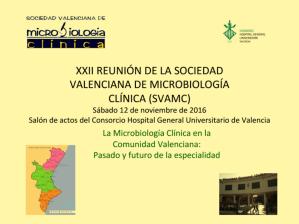 Reunión Sociedad Valenciana de Microbiología Clínica