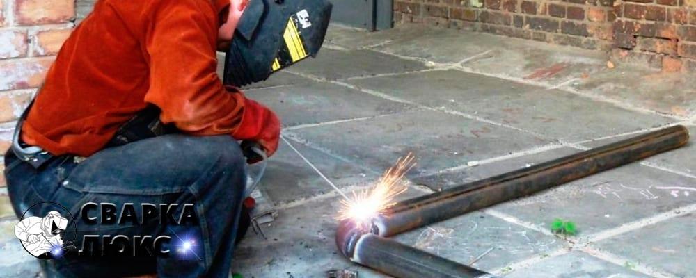 Сварка и ремонт металлических труб Сварка Люкс Екатеринбург