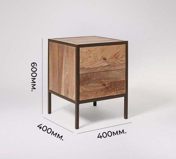 Купить заказать тумбу в стиле ЛОФТ