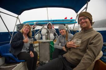 Neely family sailing adventure