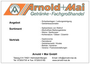 Arnold Mai