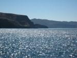 Approaching Potato Harbor - Santa Cruz Island