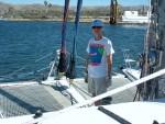 Captain Cindy - Leaving Ventura for Santa Cruz Island