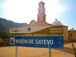 Mission de Satevo