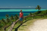 Blue Lagoon.....with shades of green