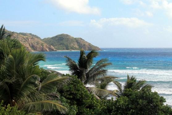A view from Byras Creek Resort (courtesy of www.fraserrustics.com)