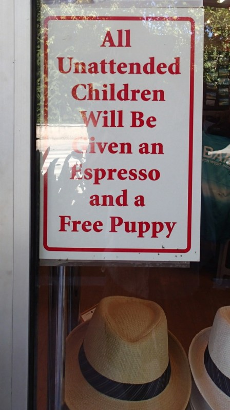 Sounds like an appropriate punishment :-)
