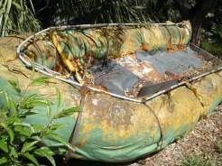Cuban chug, inflatable?