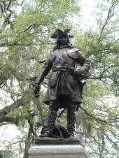 General James E Oglethorpe,