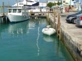 dinghy parking, Spanish Wells