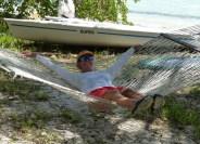 Dawn in hammock