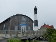 Fire Island Lighthouse complex