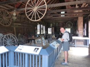 Blacksmith's Shop, Long Island Museum