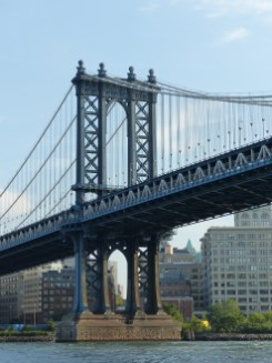 Manhattan Bridge, East River