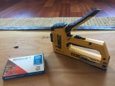 a serious stapler