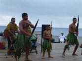 Warrior – Male dancers at Island Buffet Night