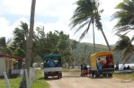 Bus Truck – two trucks on the island to deliver passengers and school kids.