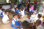Lunch - at Daliconi primary school, small village, second largest on Vanua Balavu
