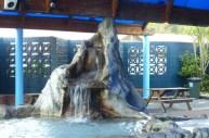 Lava Pool - A bit hot at 48 degs Celsius