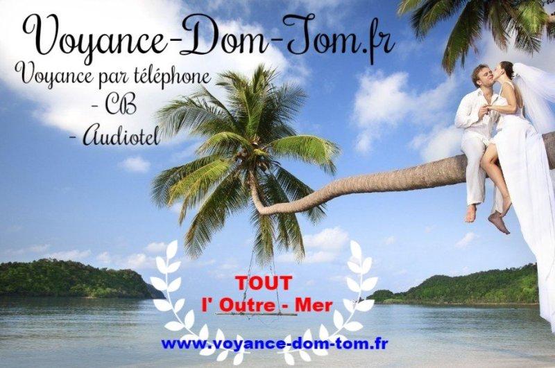 Voyance-dom-tom.fr depuis tout l'Outre-mer