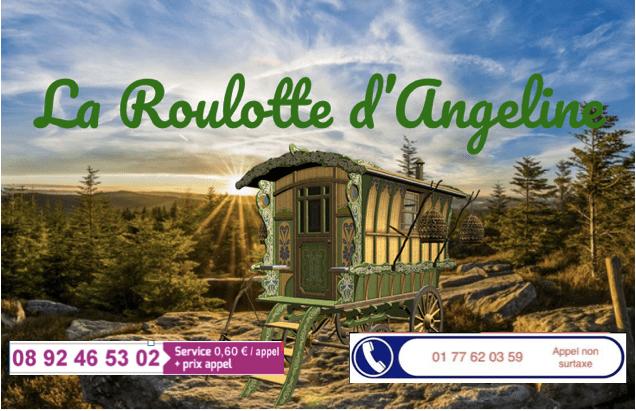 La Roulotte d'Angeline