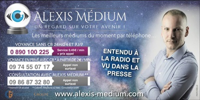 Alexis Médium et les meilleurs médiums du moment par téléphone